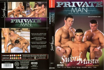 Sword Master cover