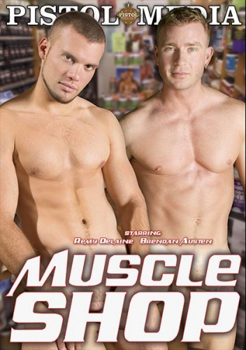 Muscle Shop cover