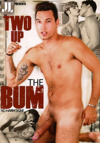 Two Up The Bum (Hungry For Cock) - Andre Bueno, Wagner Mansini, Alexandro Silva