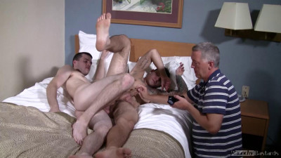Closeted Jocks Perform For Daddy - Danny Luca, Nolan Ash