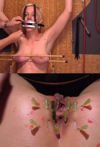 Slave Kirsten Torture - Breast Torture 10