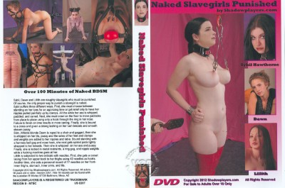 Naked Slavegirls Punished (2012) DVDRip cover