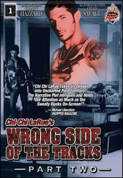 Wrong Side Of The Tracks 2 cover