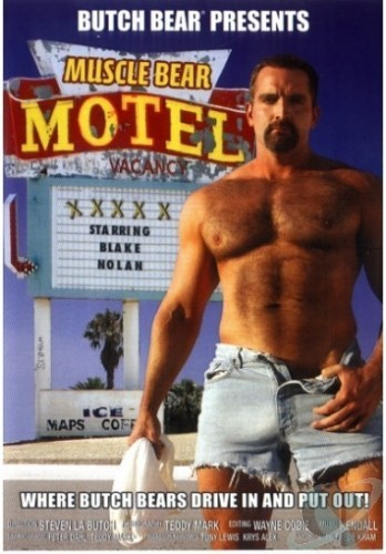 Muscle Bear Motel cover